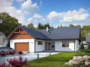 Projekt domu Abra 3