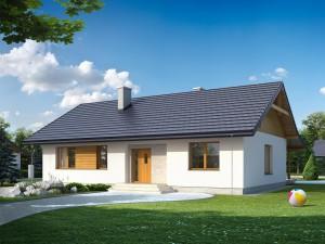Projekt domu Abra