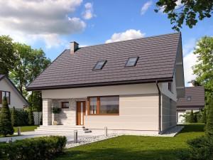 Projekt domu Alto
