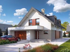 Projekt domu Alwin 2