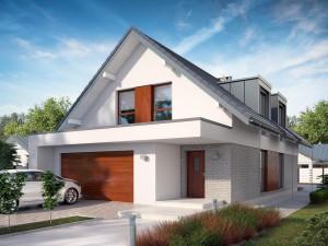 Projekt domu Alwin