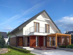 Projekt domu Ares