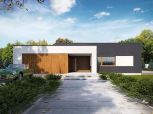 Projekt domu Artus