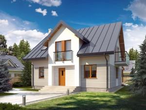 Projekt domu Bruno 3