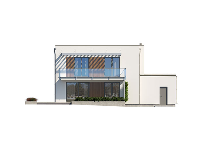 Projekt domu Nowik