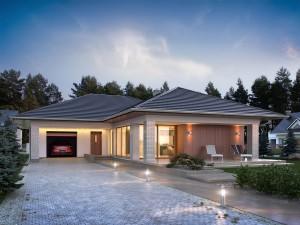 Projekt domu Kreo