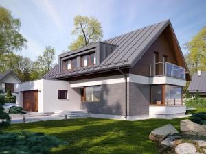 Projekt domu Limbo
