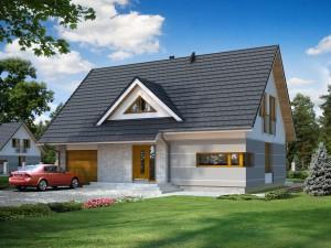 Projekt domu Nugat 2