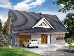 Projekt domu Nugat 3