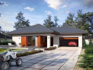 Projekt domu Rio 3