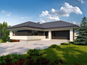 Projekt domu Temida 2