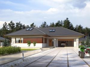 Projekt domu Temida 3