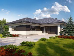 Projekt domu Temida