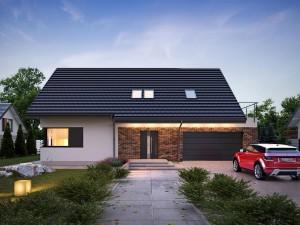 Projekt domu Markus