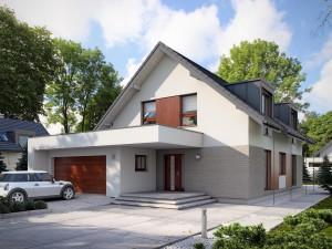 Projekt domu Alwin 4
