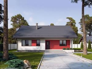 Projekt domu Celio
