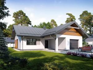 Projekt domu Loro 2