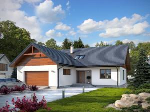 Projekt domu Abra 5