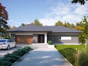 Projekt domu Arteo 3