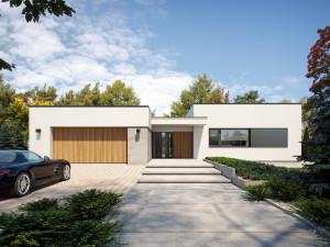 Projekt domu Agos