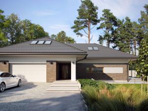 Projekt domu Arteo 4