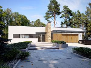 Projekt domu Lars