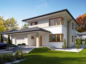 Projekt domu Karat 3