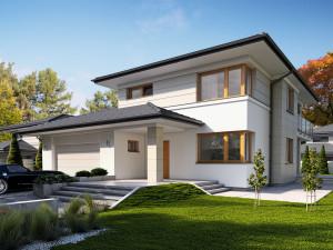 Projekt domu Karat 4
