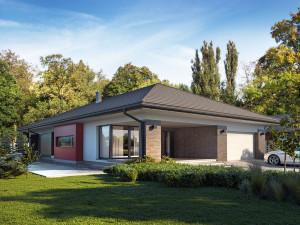 Projekt domu Egon