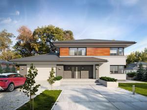 Projekt domu Kleo
