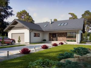 Projekt domu Endo 4