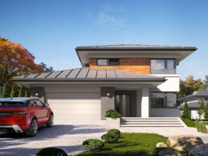 Projekt domu Kadyks 2