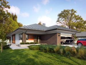 Projekt domu Egon 2