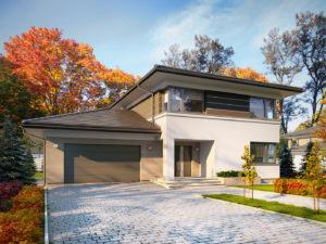 Projekt domu Enes 2