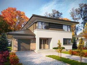 Projekt domu Enes