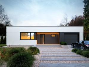 Projekt domu Igo 2