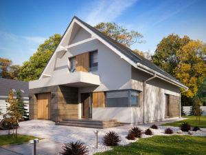 Projekt domu Dana 2