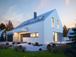 Projekt domu Filo 2