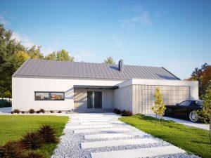 Projekt domu Alfi