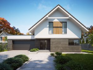 Projekt domu Okti